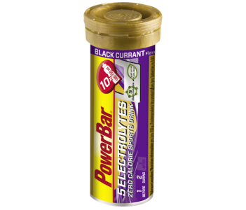 PowerBar 5 Electrolytes Röhre 10 Brausetablettn 42g