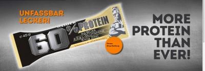 Weider 60% Protein Riegel 45g