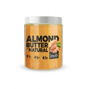 7Nutrition 100% Natural Almond Butter 1kg, Mandelbutter