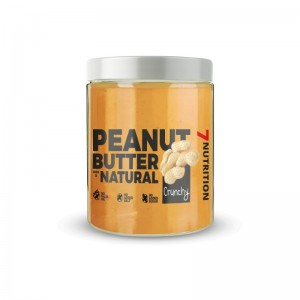 7Nutrition Peanut Butter Natural! 1kg Erdnussbutter