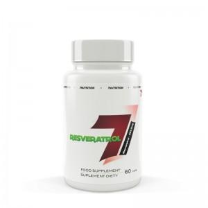 7Nutrition Resveratrol 60 Kapseln
