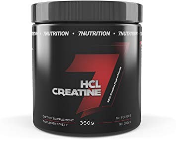 7Nutrition HCL Creatine 350g Pulver