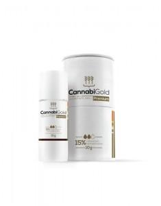 CannabiGold Premium 1500mg 15% CBD 10g Hanfsamenöl
