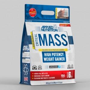 Applied Nutrition Critical Mass 6kg, Weight Gainer