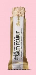 Barebells Protein Bar 55g White Salty Peanut, brand new!