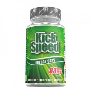 Best Body Nutrition Kick Speed Dose 60 Kapseln