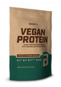 BioTechUSA Vegan Protein 500g Pulver, Erbse, Reis u.a.