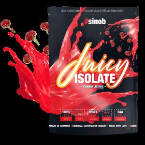 BlackLine 2.0 Juicy Isolate 1kg, Isolat wie Saft, Zero Fat