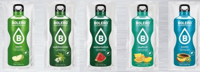 Bolero Advanced Hydration 12x 9g Sachets, 2kcal auf 1,5L mit Stevia