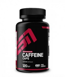 ESN Caffeine Caps 120 vegane Kapseln, 200mg!