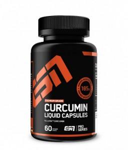 ESN Curcumin liquid 60 vegane Kapseln! höchste Bioverfügbarkeit