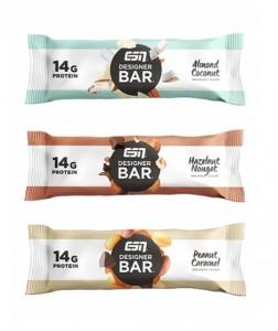 ESN Designer Bar Bar 45g Riegel, 31% Protein, flüssiger Kern!
