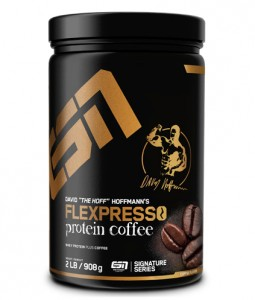 ESN FLEXPRESSO Protein Coffee 908g, 80mg Koffein pro Portion