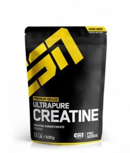ESN Ultrapure Creatine Monohydrate Beutel 500g Pulver