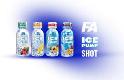FA Nutrition Ice Pump Pre-Workout-Shot 120ml