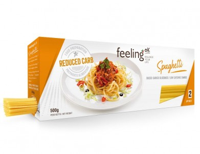 Feeling OK Spaghetti 500g, reduced Carp, high Protein