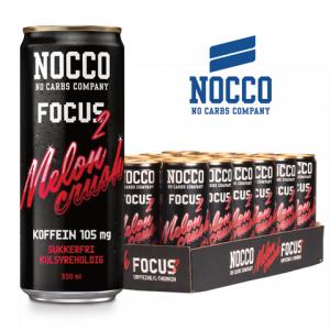 SONDERPOSTEN! Nocco BCAA Drink 330ml mit Koffein statt 1,99€!