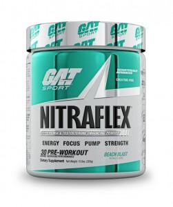 GAT Sport Nitraflex 306g, strong Pre-Workout!