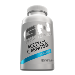 GN Laboratories Acetyl-L-Carnitine 120 Vegy Caps, 1000mg!