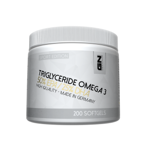 GN Laboratories Triglyceride Omega 3 200 Softgels, 75% 50% EPA, 25% DHA !