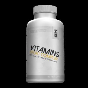 GN Laboratories Vitamins Sport Complex 90 Vegy Caps, A-Z hochdosiert!