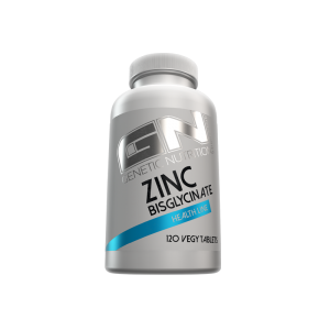 GN Laboratories Zinc Bisglycinate 120 Vegy Tabletten, 50mg!