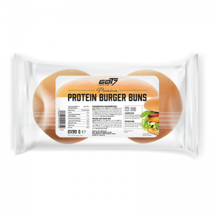 GOT7 Protein Burger Buns 180g, 2 Proteinburgerbrötchen