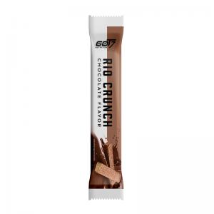 GOT7 Protein Rio Crunch 25g, low sugar Protein-Schokowaffel