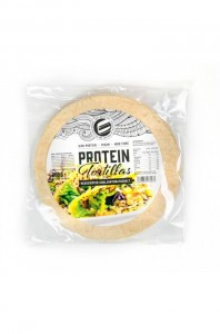 GOT7 Protein Tortilla Wraps 280g, 4 Stück