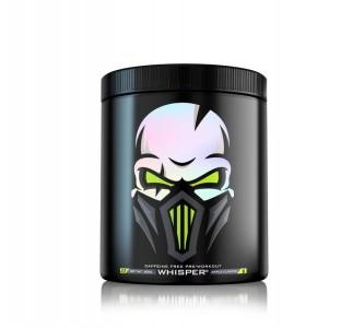 Genius Nutrition® Whisper 400g, caffeine free pre-workout!