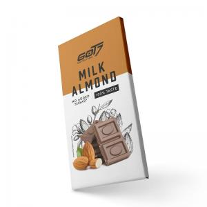 Got7 Chocolate Bar 75g Schokolade ohne Zuckerzusatz!