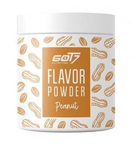 Got7 Flavour Powder Geschmackspulver 250g, mit 90% Erdnüssen!