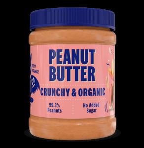 HealthyCo Peanut Butter Crunchy & Organic 350g