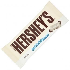 Hershey's Cookies 'N' Creme Candy 100g Schokolade