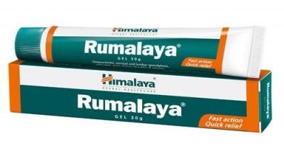 Himalaya Rumalaya Gel 30ml, wärmend, heilungsfördernd, schmerzlindernd