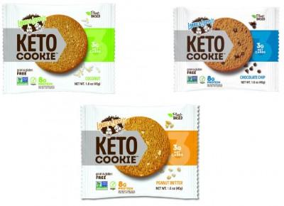 Lenny & Larry's Keto Cookie 45g Keks, Vegan, glutenfrei!