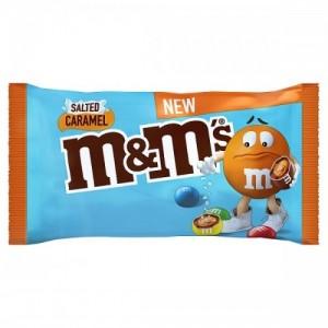 M&M's Salted Caramel 36g Tüte