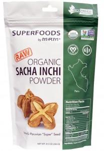 MRM BIO Organic Sacha Inchi Pulver 240g, Superfood! Sonderposten!
