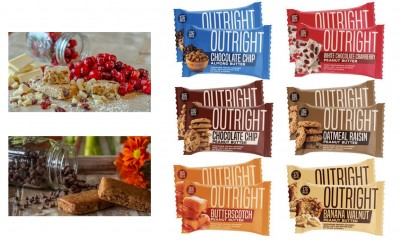 MTS Nutrition Outright Bar 60g made from Peanut Butter!