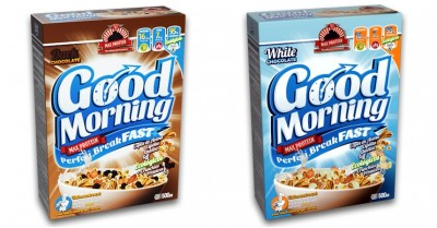 Max Protein Good Morning Perfect Breakfast 500g, BIO Cereals