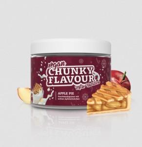 More Nutrition More 2 Taste Chunky Flavour 250g,  Apple Pie, vegan