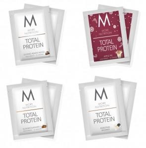 More Nutrition Total Protein 25g Probe, Whey & Casein