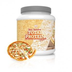 More Nutrition Total Protein Pizza 600g, Pizzabackmischung
