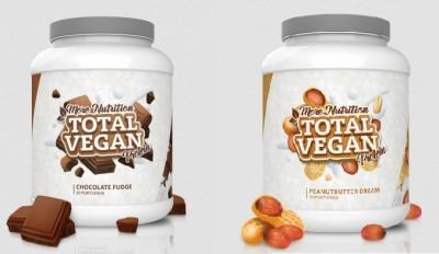 More Nutrition Total Vegan Protein 1000g, sojafrei