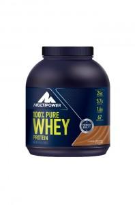 Multipower 100% Pure Whey Protein Dose 2000g Pulver NEUE GESCHMÄCKER!