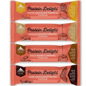 Multipower Protein Delight 35g Riegel, NEUE SORTEN!