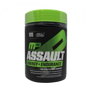 MusclePharm Assault Energy+Endurance 333g Pulver