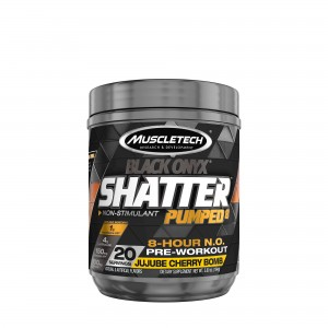 MuscleTech Black Onyx Shatter Pumped 8, 166g Pre-workout
