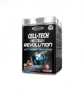 MuscleTech Cell-Tech SX-7 Revolution 350g, Ultimate Creatine