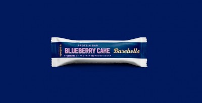 Barebells Protein Bar 55g Riegel Blueberry Cake!